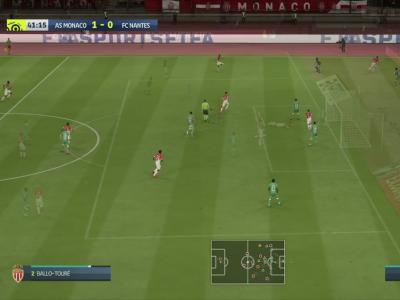 Monaco - Nantes : notre simulation FIFA 20 (L1 - 3e journée)