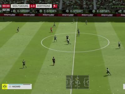 Wolfsburg - Borussia Dortmund sur FIFA 20 : résumé et buts (Bundesliga - 27e journée)