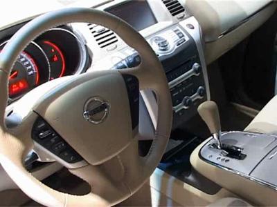 Reportage Nissan Murano II