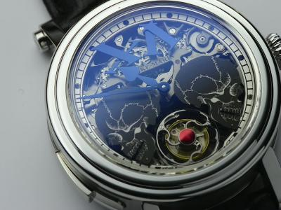 Speake-Marin Crazy Skulls Minute Repeater