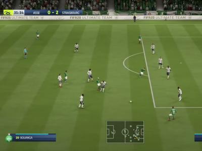 ASSE - Strasbourg : notre simulation FIFA 20 (L1 - 3e journée)
