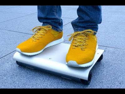 WalkCar - skate électrique
