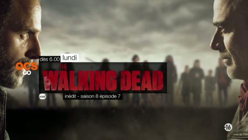 The Walking Dead - saison 8 : trailer de l'épisode 7 (VOST)