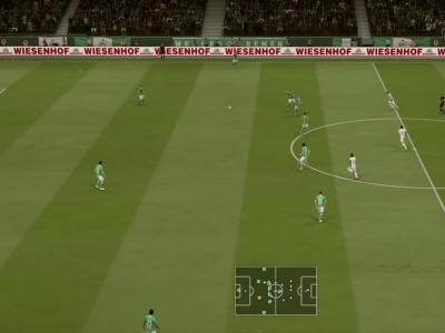 Werder Brême - Borussia M'Gladbach sur FIFA 20 : résumé et buts (Bundesliga - 28e journée)
