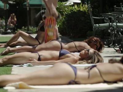 Vidéos : Eli Reed au Manoir de Playboy