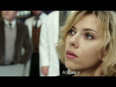 Lucy de Luc Besson arrive en 3D