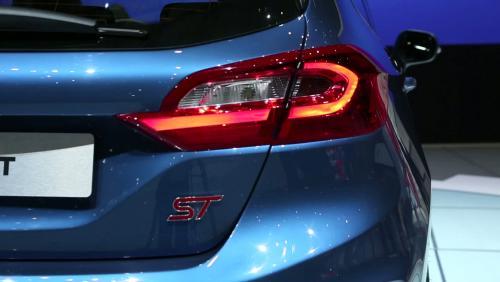 Genève 2017 : Ford Fiesta ST