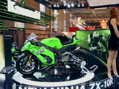 Interview : Kawasaki ZX-10R
