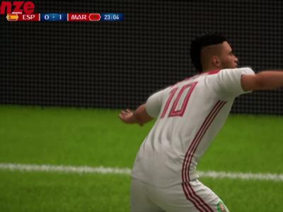 Espagne - Maroc : notre simulation sur FIFA 18