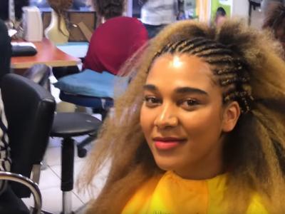 SÔNGE - Magic Hairdo