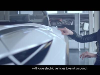 Un système audio sur-mesure pour le Peugeot Fractal