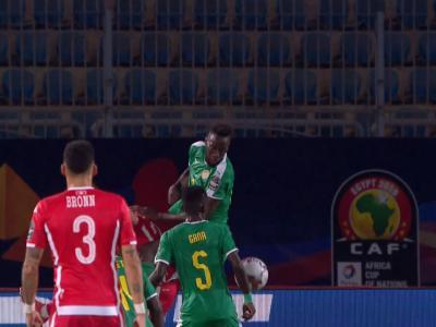 CAN 2019 / Sénégal - Tunisie : la main d'Idrissa Gueye en prolongation