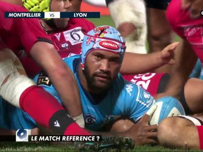 Montpellier - LOU : le résumé du match