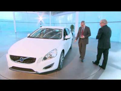 Les innovations de Volvo à Genève