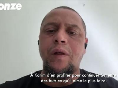 EXCLU - Roberto Carlos (1/4) : « L'équipe de France avait besoin du retour de Karim Benzema »