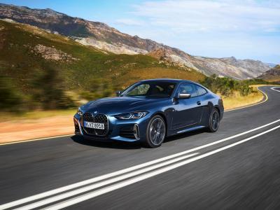 BMW Série 4 Coupé : fiche technique, nouveautés et prix