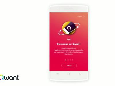 Qwant sur iOS et Android : présentation vidéo de l'application