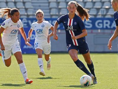 PSG - ASJ Soyaux (F) : le résumé et les buts du match