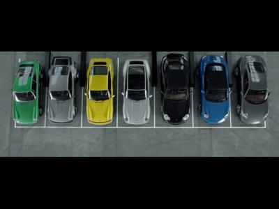 La Porsche 911 fête ses 25 ans en chanson