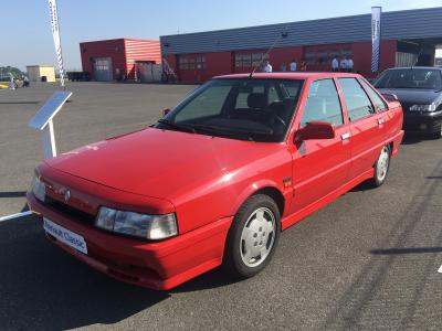 40 ans du turbo : Renault R21 2.0 Turbo