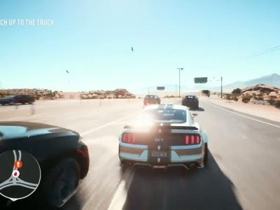 Need for Speed Payback : trailer de gameplay de l'E3 2017 (VOST)