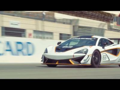 McLaren 570S Sprint : pour jouer au pilote