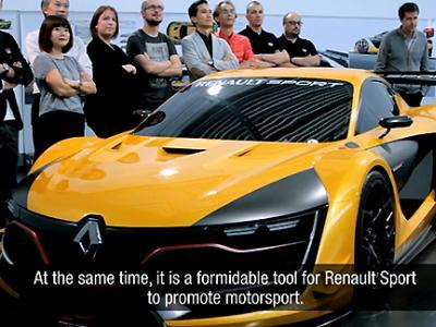 Découvrez la genèse de la Renault R.S.01 en vidéo