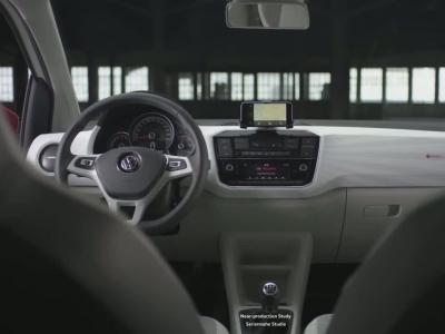 Volkswagen Up restylée : l'appel du turbo