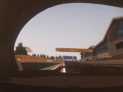 Le simulateur 3D de Toyota Motorsport