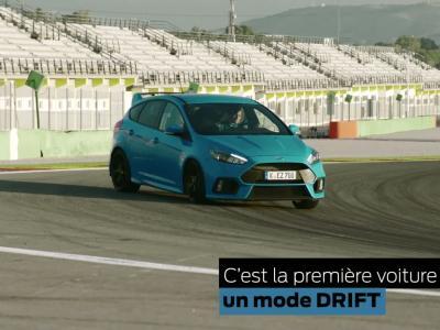 La Focus RS élue sportive de l'année