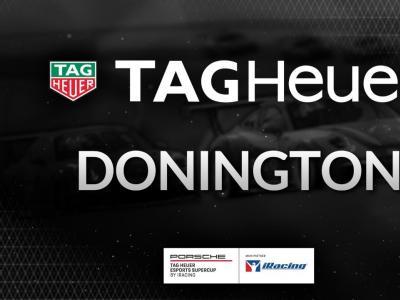Porsche Esports Supercup : la course 3 en direct vidéo