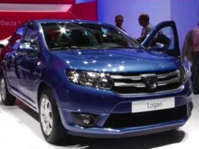 Dacia Logan 2 - Mondial 2012