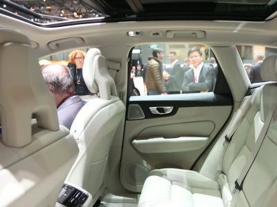 Genève 2017 : Volvo XC60