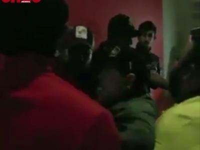 Maradona pète les plombs après la défaite en finale