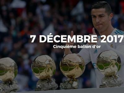 La carrière de Cristiano Ronaldo en 10 dates