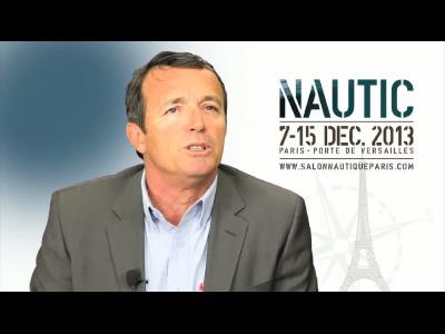 Nautic 2013 : interview du commissaire général