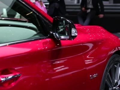 Genève 2017 : Infiniti Q60 Project Black S