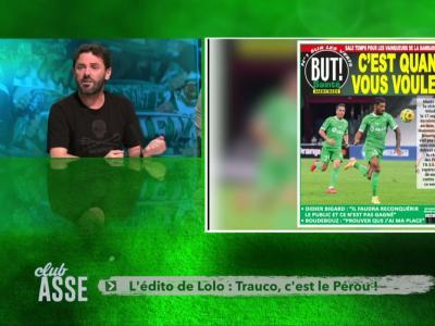 ASSE : l'edito de Laurent Hess sur Miguel Trauco