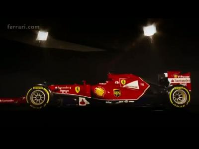 Ferrari F14-T : une vidéo de présentation qui sent bon l'Italie