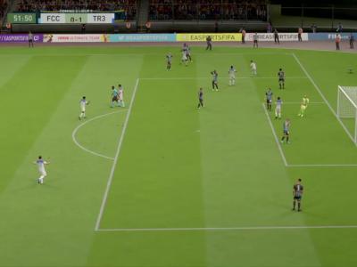 FC Chambly Oise - ESTAC Troyes sur FIFA 20 : résumé et buts (L2 - 33e journée)