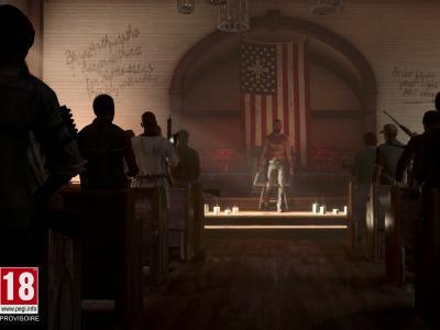 Far Cry 5 : le trailer de l'E3 2017 La grâce du père