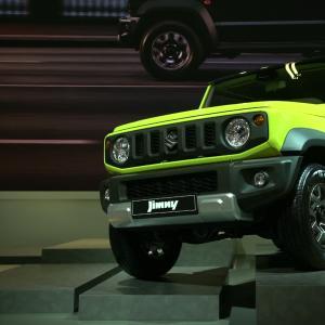 Mondial de l'Auto 2018 : le Suzuki Jimny en vidéo
