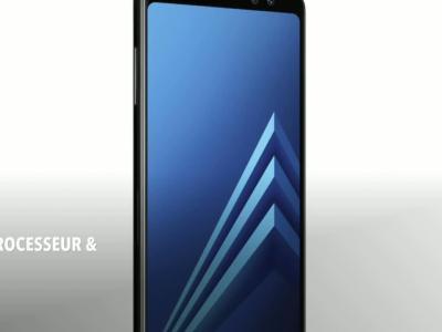 Samsung Galaxy A8 : présentation du smartphone en vidéo