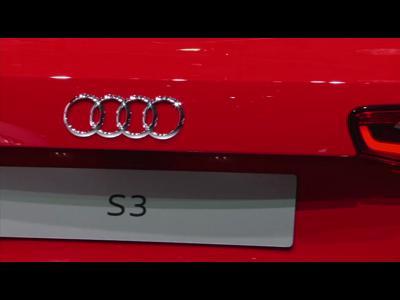 Audi S3 - Mondial 2012