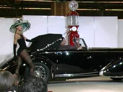 Salon Auto Plaisir 2007 - Le cabrioshow