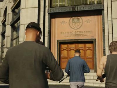 GTA Online : trailer de gameplay