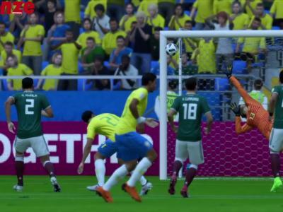 Bresil - Mexique : notre simulation sur FIFA 18