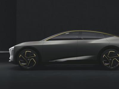 Nissan IMs : le concept électrique autonome en vidéo