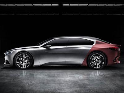 Première vidéo du concept Peugeot EXALT