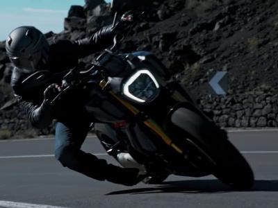 Ducati Diavel 1260 : vidéo officielle de présentation